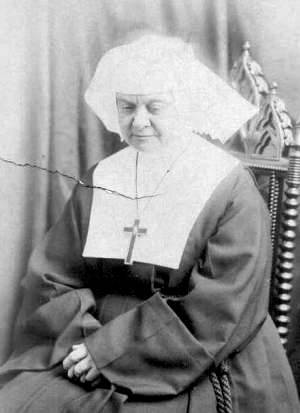Constance and other nuns of the Sisters of St. Mary, as well as missionary priests, cared for victims of yellow fever during an outbreak in Memphis, Tennessee, USA, nursing the sick, burying the dead, and finally dying of infection themselves. Nor were Episcopalians the only ones who gave their lives. Together they are all revered in the city to this day.