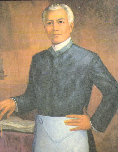 Fr. Aglipay was an activist Catholic priest at a time of rising patriotism and anti-imperialism in the Spanish-occupied Philippine Islands. He was a moderate politically, defending the Spanish clergy from militant attacks, but the Roman hierarchy would brook no dissent and excommunicated him. He gathered followers, including Isabelo de los Reyes, and formed the Philippine Independent Church in 1902. This church is recognized by the Anglican Communion, and a few American clergy are honorary canons in the Philippine church.