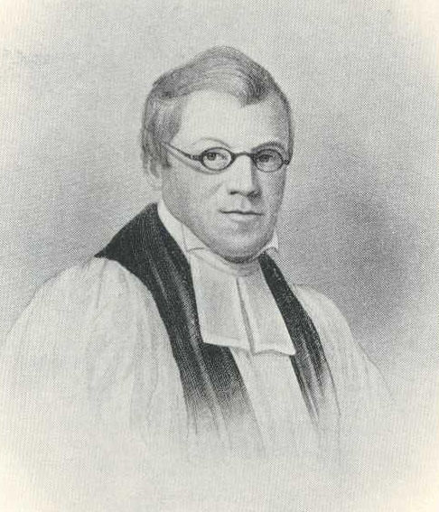 John Henry Hobart, the greatest of New York bishops, was a major figure in helping revive the U.S. Episcopal Church after being mostly on the wrong side in the Revolutionary War. He doubled the number of clergy, quadrupled the missionaries, planted churches all over New York State and started mission work with the Oneida Indians, while serving also as rector of Trinity Church, Wall Street, helping to found General Seminary and reviving Geneva, now Hobart, College. He was everywhere, one of those amazing missionary bishops with which The Episcopal Church has rarely been blessed.