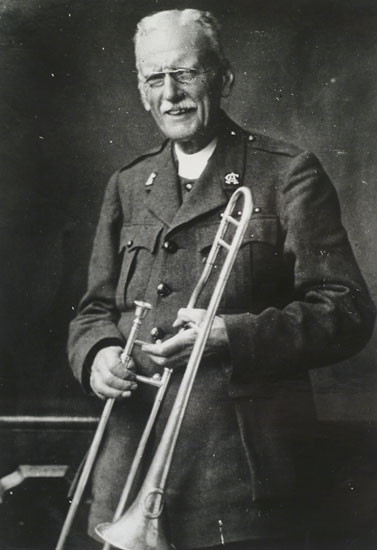 The Rev. Wilson Carlile, founder of the Church Army, an English evangelical ministry that spread to North America, Scandinavia, Africa, Australia and New Zealand - and unofficially brings you this website; our Lay Vicar was commissioned an Evangelist in 1977, a year before the American Church Army was destroyed in a fundamentalist coup. (source unknown)