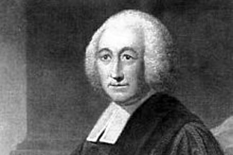 "Henry M. Muhlenberg was born near Hannover, Germany and took on missionary work in the American colonies in 1742. He organized the first Lutheran synod in Philadelphia and put forth a common liturgy; ""one book, one church"" has been a Lutheran byword ever since."