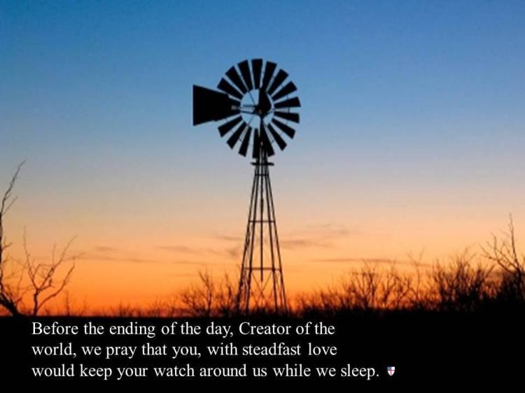 Compline windmill