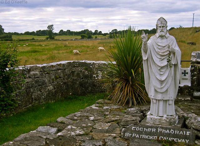 St. Patrick's Causeway, Ballintubber Abbey, Ireland (Ed O'Keeffe)