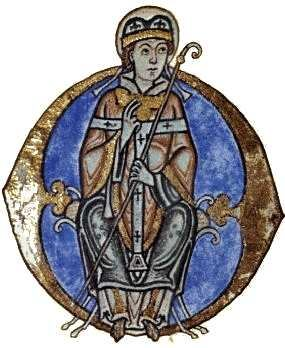 When Norman King William the Conqueror took over England, the Benedictine Abbey at Bec in Normandy supplied three straight archbishops of Canterbury, including Anselm. Though known today largely for his scholarship and theology, rather than his politics, he was involved in several political battles, including the Pope's right, not the king's, to invest bishops, and the submission of York to Canterbury.