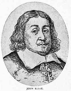 Eliot was a British Puritan who left for New England in 1631. He became pastor of a church near Boston, came into contact with the aboriginal Algonquins, and spent the rest of his life in ministry with them, including a monumental Bible translation and a grammar book treasured by linguists and Natives.
