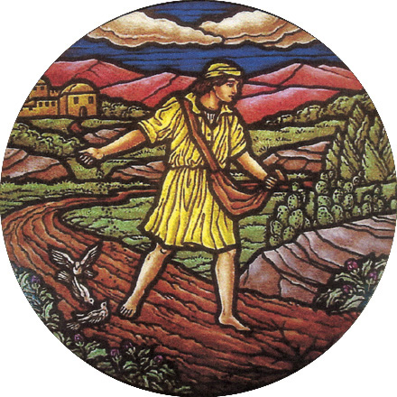 Parable of the Sower (artist unknown)