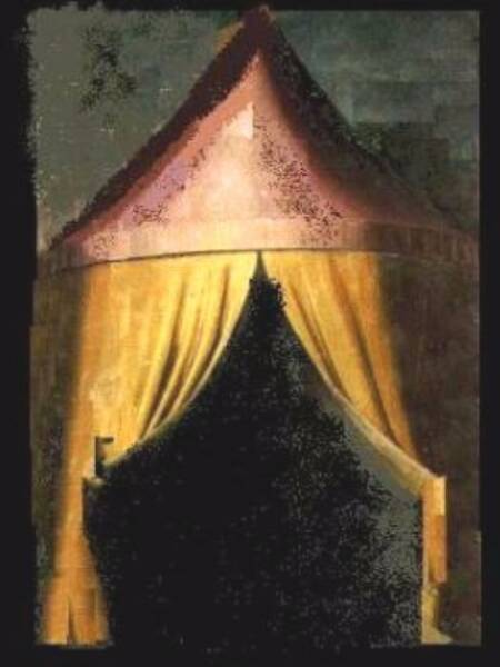 Tent of Meeting. (unknown artist)