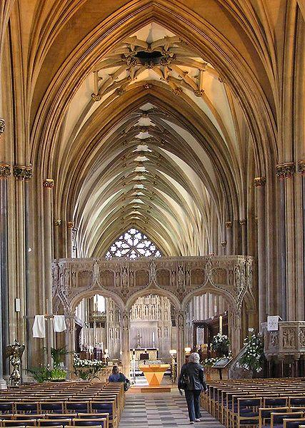 Bristol Cathedral, England