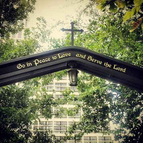 All Saints', Atlanta, Georgia, USA