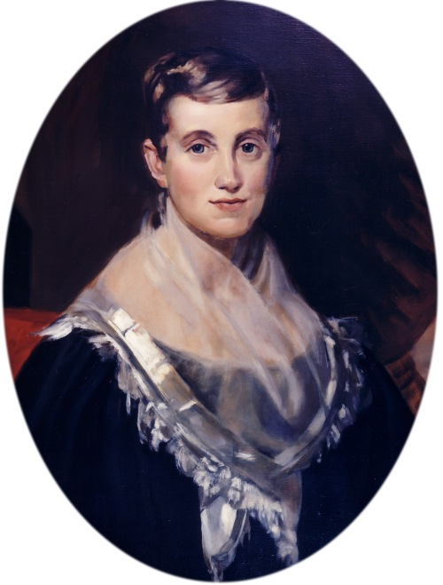 Prudence Crandall was a Quaker who opened a school for girls in Canterbury, Connecticut in 1831. Two years later she admitted a Black girl, which so outraged the town and state that she had to close it for fear of her students' safety. Sixty years later, after the U.S. Civil War, the state apologized and gave her a pension. (Prudence Crandall Museum)