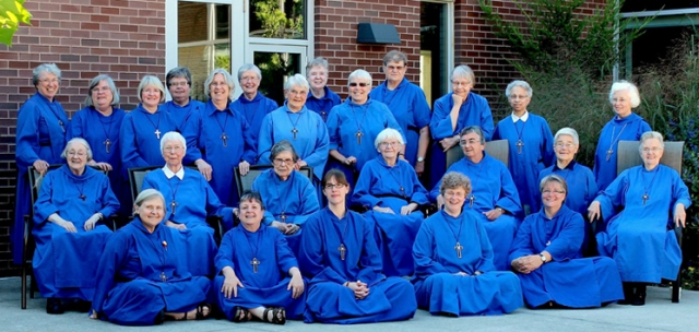 The Sisterhood of St. John the Divine is a contemporary expression of the religious life for women in the Anglican Church of Canada. They are a prayer- and Gospel-centered monastic community, bound together by the call to live out their baptismal covenant through the vows of poverty, chastity, and obedience. (convent website)