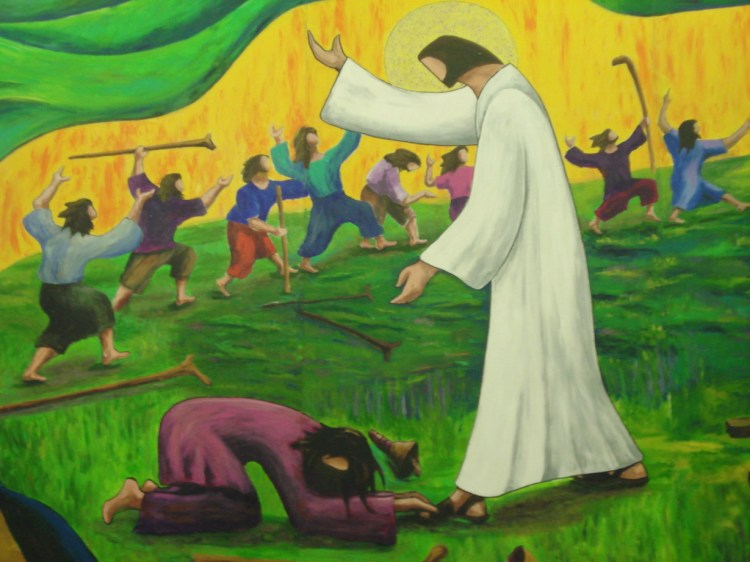 In this parable, a despised Samaritan knew better than the Jews did. (Artist unknown)