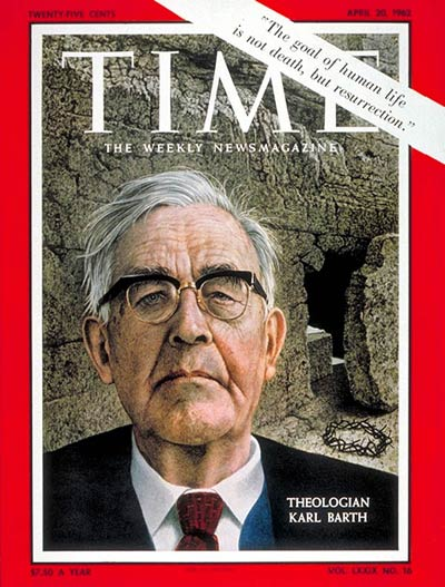 Karl Barth was the principal author of the Barmen Declaration, which asserted that the Church's allegiance to Christ gave it the moral imperative to oppose the Hitler regime.