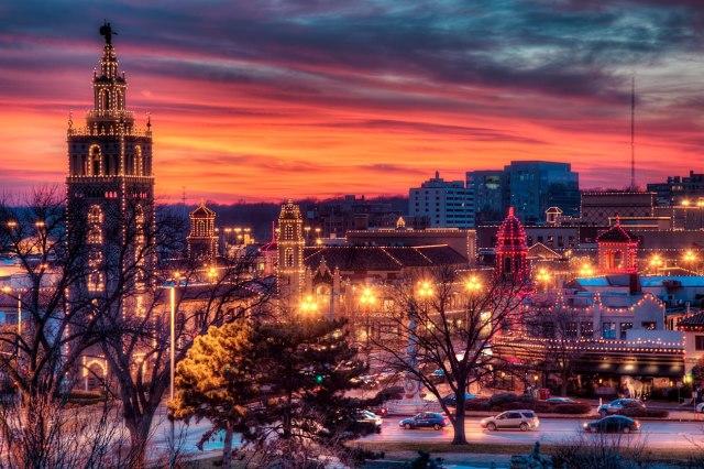 Kansas City, Missouri on Advent 1, 2012. (Eric Bowers)
