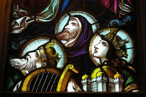 Epiphany window, St. John's Cathedral, Denver, Colorado.