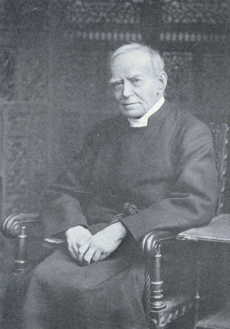 Fr. Richard Benson was a disciple of Edward Bouverie Pusey and founded the Society of St. John the Evangelist, the first stable community for men since the Reformation. They've ministered in India, South Africa, England and the USA.
