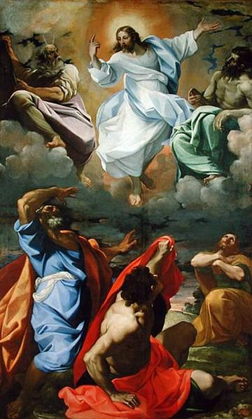 Lodovico Carracci, 1594: Transfiguration