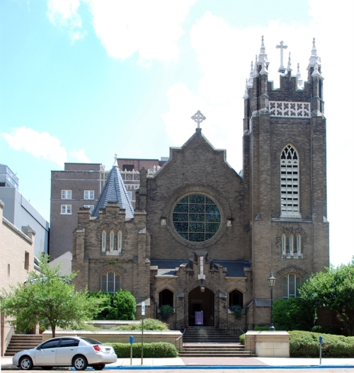 St. Andrew's Cathedral, Jackson, Mississippi