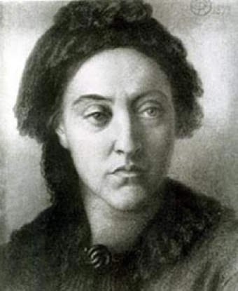 Christina Rossetti's poetic emphasis on the sacramental nature of ordinary things (bread, wine, oil, wine) was part of the Oxford Movement's attempt to restore medieval worship practices to the Church of England.