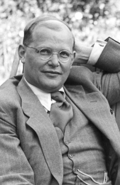Dietrich Bonhoeffer's life united faith, prayer, writing and action. He was a pacifist theologian who accepted the guilt of plotting against Hitler because he was convinced that breaking God's commandment against murder was preferable to keeping silent in the face of mass murder. He taught that discipleship can cost you your life, and he paid with his.