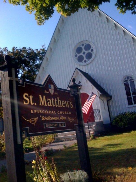 St. Matthew's, Goffstown, New Hampshire, USA.