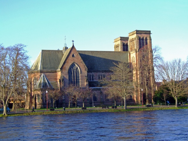 St. Andrew's Cathedral, Inverness, Scotland