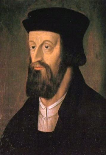 Jan Hus was a forerunner of Church reform, and when the Council of Constance put him to death for mild criticisms, they made a huge miscalculation. (Wikipedia)