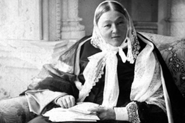 """They called Florence Nightingale """"the lady with the lamp"""" for her heroic service among soldiers in the Crimean War; she looked at the sick wards full of the injured and dying, and promptly ordered they be cleaned up at once. More Tommys were dying of infectious disease and poor sanitation than from war wounds, and she proved it. (Source unknown)"""