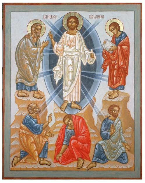 Jyrki Pouta: Transfiguration