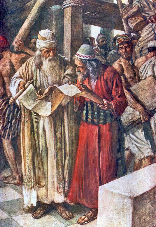 Josiah Of Judah The Great King Bac 2 Kings Ch 23: Morning Prayer 7.10.15, Henry Melchior Muhlenberg