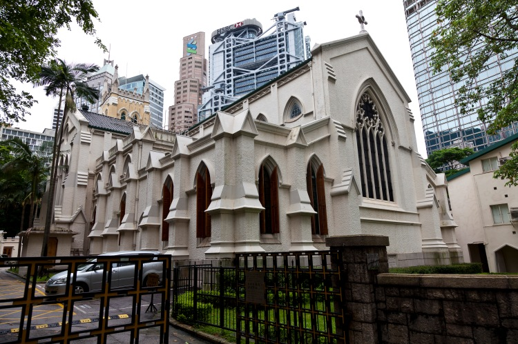 St. John's Cathedral, Taipei (flickr)