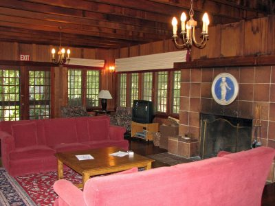 Lydia House at St. Dorothy's Rest, the camp in Sonoma County of the Diocese of California. (The Rev. Leilani Nelson)
