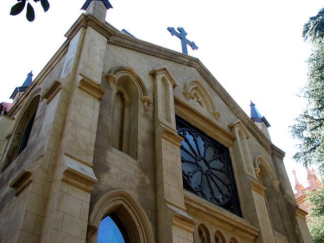 Trinity Cathedral, Columbia, South Carolina. (flickr)