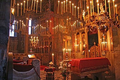 This feast is also known in some places as Candlemas, for a ritual blessing of beeswax candles. (deacondance.com)
