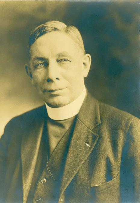 Charles Henry Brent made a crucial decision as missionary bishop in the Philippines: evangelize in the north, among pagans and Muslims, and not in the south, which was Catholic already. This enabled an indigenous church to take root. (paleric.blogspot.com)