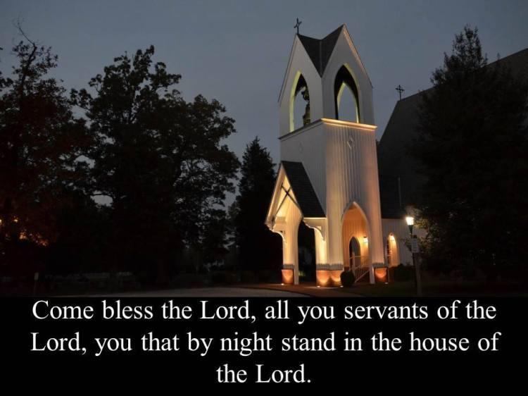 (Church photo: St. Mary's, Goochland, Virginia, USA)