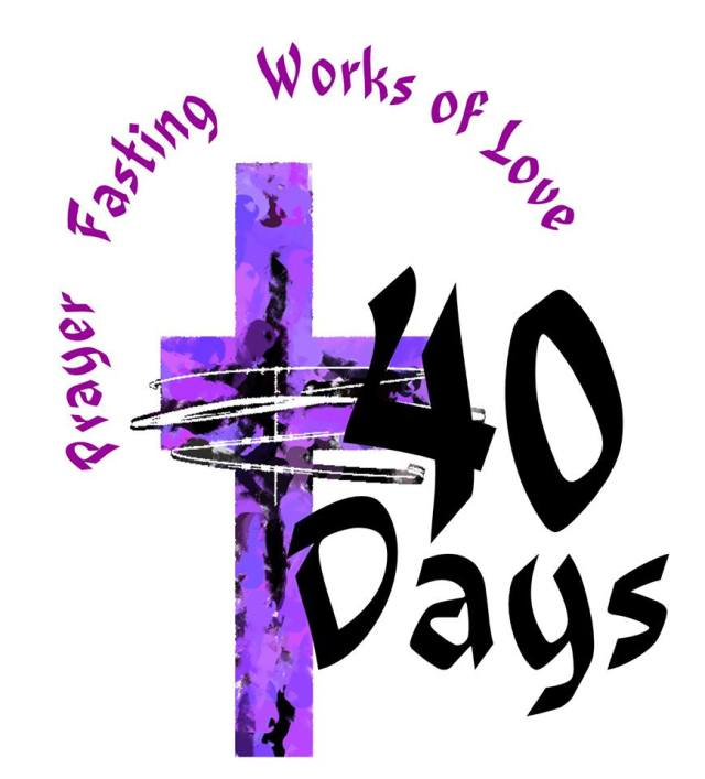 Lent graphic