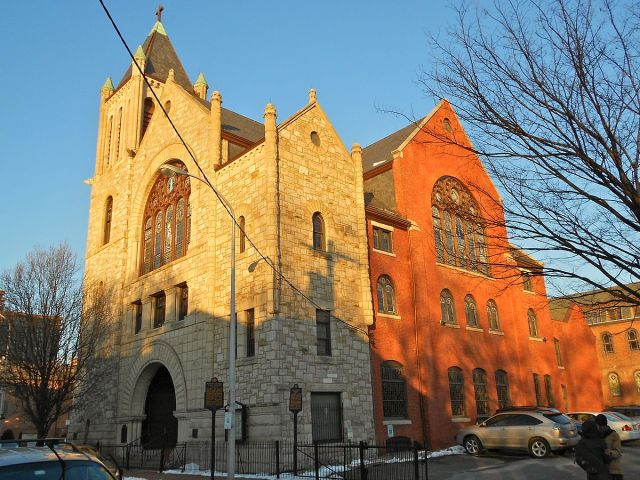 Bethel African Methodist Episcopal Church in Philadelphia, founded by Bishop Allen in 1794, is the mother of all African Methodist Episcopal churches in the United States. He established the AME denomination in 1816. (Wikipedia)