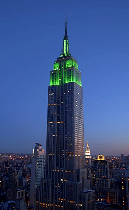 St. Patrick's Day in New York