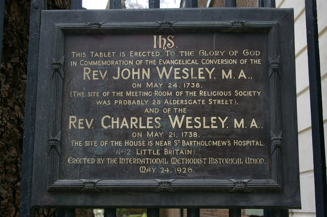 The Wesleys were the principal founders of Methodism, which is both a movement and a denomination. Two features of the Wesleys' systematic Method, though now much neglected, were Communion every Sunday and praying the Daily Office seven days a week.