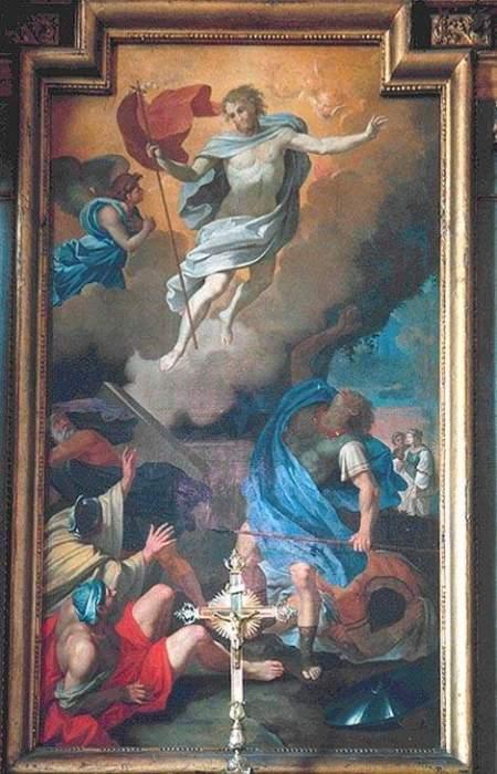 Nicolas Pierre Loir: Resurrection