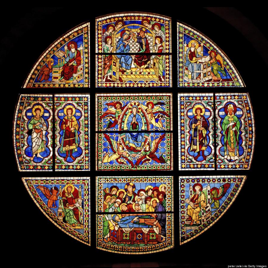 Morning prayer 10 nicolaus von zinzendorf prophetic for Stained glass window church