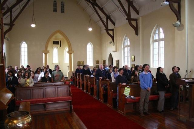 Church of St. John the Evangelist, Concepción, Chile (parish website)