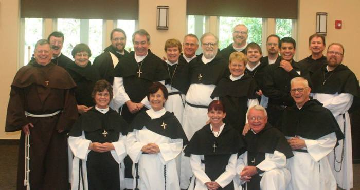 The 2014 annual meeting of the Anglican Order of Preachers, founded by St. Dominic. (Fr. Brian Freese on Facebook)