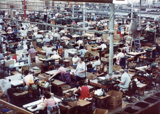 """The United States doesn't lack for sweatshop-type working conditions for some employees. According to the local NBC station in San Francisco, """"The Labor Department said about eight employees of Fremont-based Electronics For Imaging were flown in from India and worked 120-hour weeks to help with the installation of computers at the company's headquarters. The employees were paid their regular hourly wage in Indian rupees, which translated to $1.21."""" The company, which posted a $200 million profit last quarter, claimed it didn't realize that guest workers must be paid according to U.S. wage and hour laws. (Daily Kos)"""
