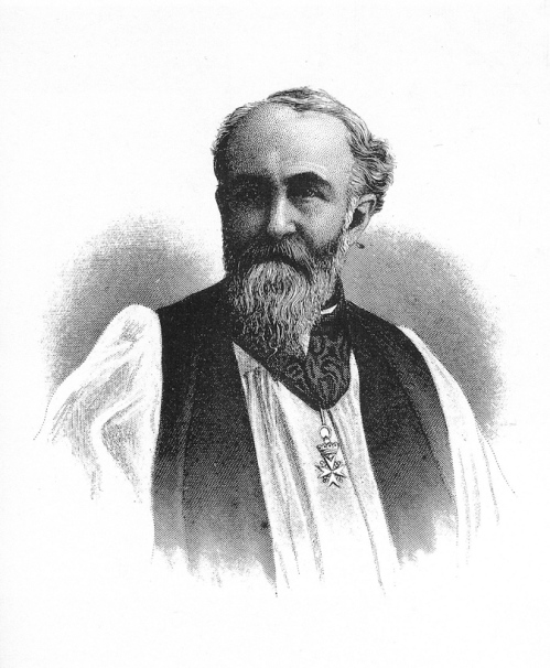 "Charles Quintard, an opponent of racism and classism, was the first new Episcopal Bishop after the Civil War, and his election in 1867 spurred reconciliation between the Northern and Southern factions. There was never a formal split between the two, such as happened between the other Protestant denominations; though a Confederate Episcopal Church was announced and did publish a Prayer Book, it was only a reprint of the Standard Book with a new cover page. Significantly, the Southern Church never met in convention, while the Northern Church continued to meet; each time the clerk would call the roll, mark the Southern dioceses as absent, and everyone pretended the Southerners meant to come but couldn't make it that year. The war finally ended and Tennessee elected Quintard, a physician and Union man who had served as surgeon and chaplain of the Confederate 1st Tennessee Regiment, just a month before the Convention of 1867, throwing his ""consents"" to the Convention. They voted him in, and the clerk announced that all dioceses were present and accounted for."