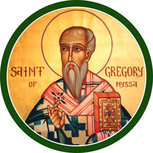 Gregory was the brother of Basil the Great and a friend of Gregory of Nazianzus; together they are known as the Cappodocian Fathers.