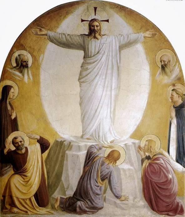 Fra Angelico: Transfiguration