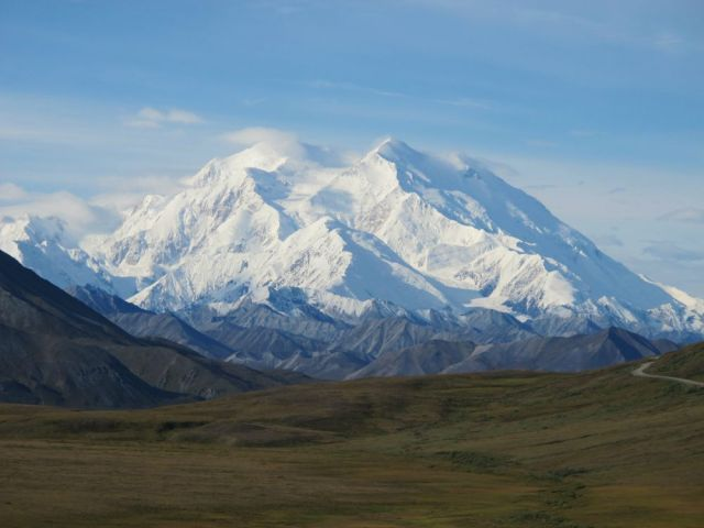 """For the beauty of the Earth: the highest peak in North America is now called Denali - """"the great one."""""""