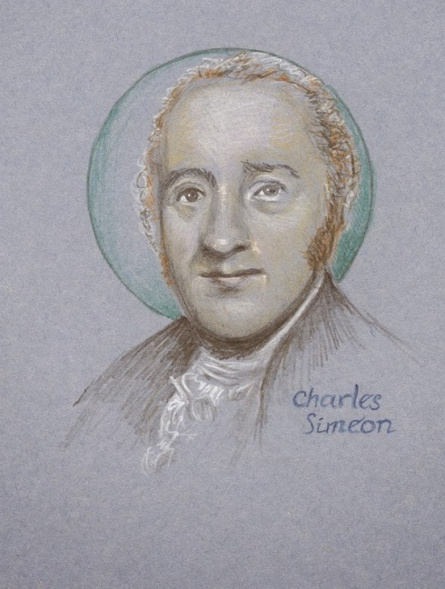 "Charles Simeon, an evangelical and co-founder of the Church Missionary Society, helped change the tenor of the Church of England from ""God's frozen chosen"" to a people on fire with a passion of devotion to mission and, in the words of historian William E.H. Lecky, ""a spirit of fervent philanthropy."" (The Rev. Tobias S. Haller)"